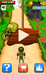 Wild Run : A Hunting Game- screenshot thumbnail