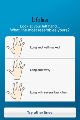 Palmistry. Palm Reading- screenshot