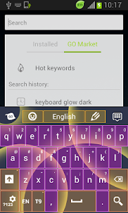 Neon Keyboard Fever - screenshot thumbnail