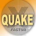QuakeFactor logo