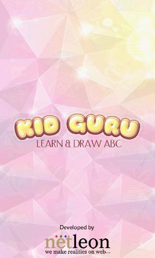 Kid Guru ABC - Learn Draw