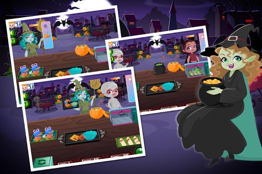 Halloween Babies Restaurant