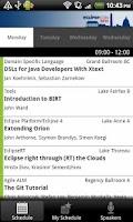 Screenshot of EclipseCon 2012