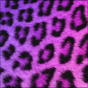 Girly Cheetah Keyboard Skin icon
