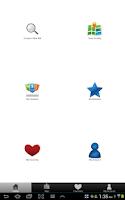 Screenshot of OLN Consumer Rewards & Savings