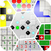 Logic Puzzle Games Pack