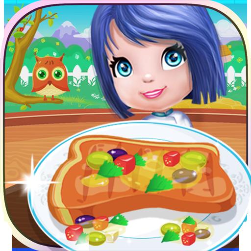 休闲のグリル料理の料理ゲーム LOGO-記事Game