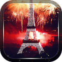 Fogos de artifício Eiffel icon