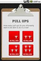 Screenshot of Pull Ups