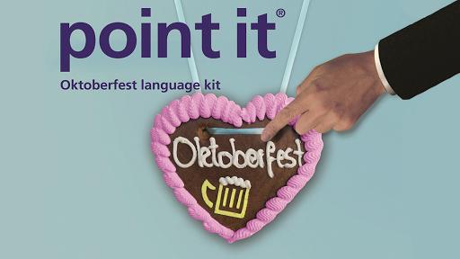Oktoberfest Picture Dictionary