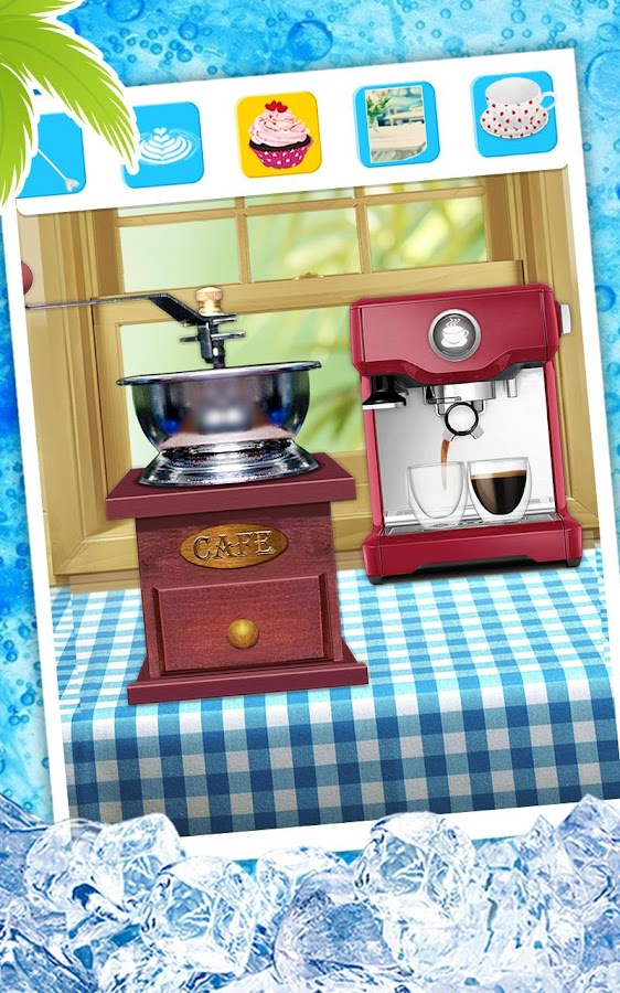 Coffee Maker - Free Kids Games- screenshot