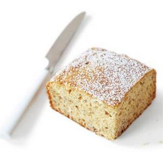 Grandma Thury's Banana Cake