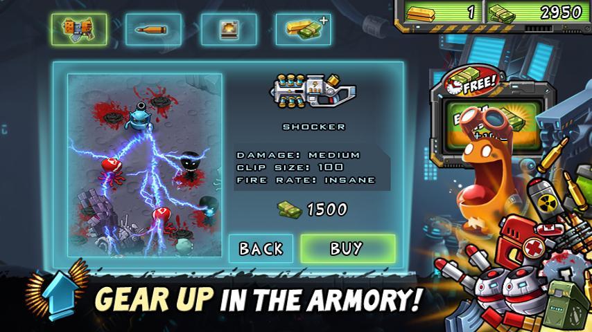 Monster Shooter - screenshot