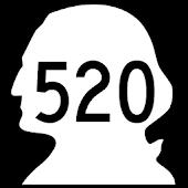 SR520 Toll Widget