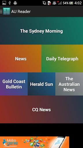Australia Reader