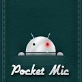 App Pocket mic APK for Kindle