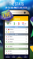 Screenshot of World Cup 2014