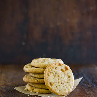 Brown Sugar-Butterscotch Slice-and-Bake Cookies.