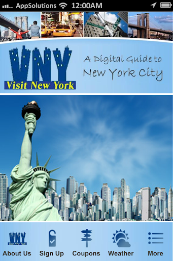 NYC Digital Guide