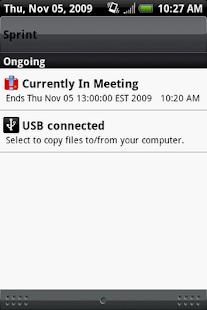 Vibrate During Meetings- screenshot thumbnail