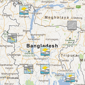 Bangladesh Weather App for Android