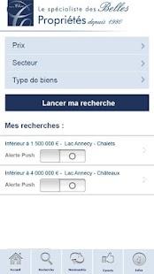 Agence Clerc- screenshot thumbnail