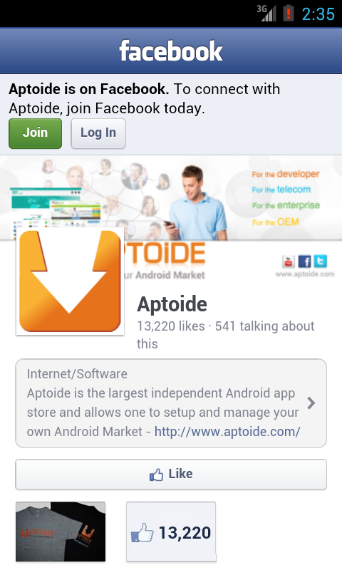 Aptoides Apps Trends for Android