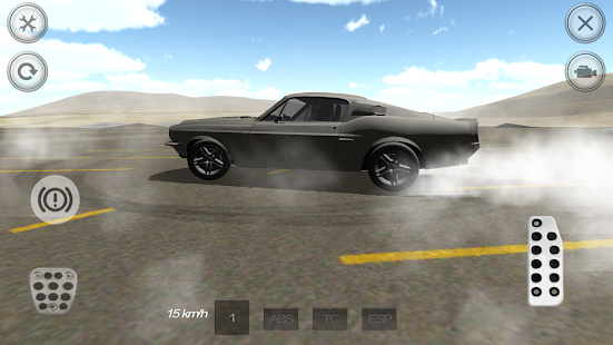Old Nitro Tuning Car 3D