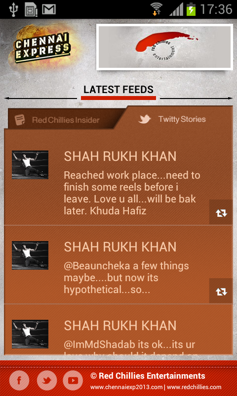 Red Chillies- screenshot