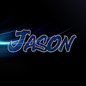 Jason Sticker logo