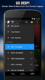 theScore: Sports & Scores Screenshot 5