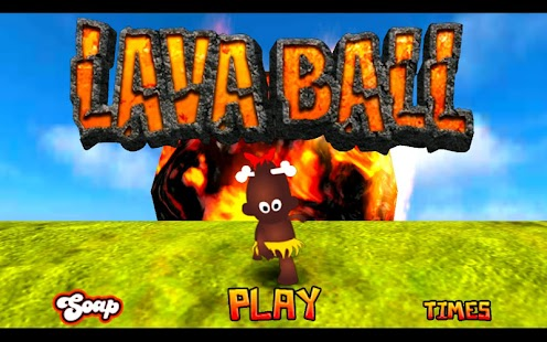 Lavaball - screenshot thumbnail