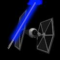 JediClock – Blue logo
