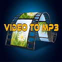 converter o vídeo para mp3 icon