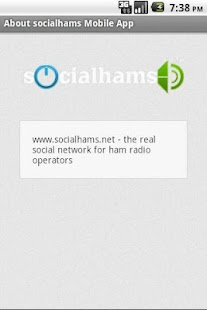 socialhams - screenshot thumbnail