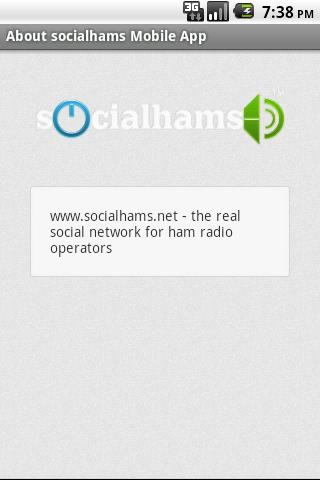 socialhams - screenshot