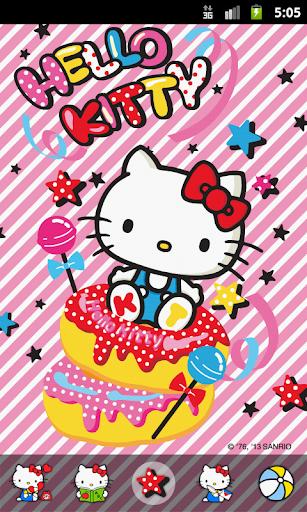 Hello Kitty Fun Sweet Theme