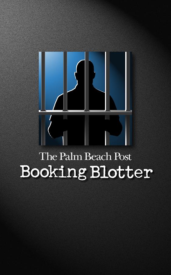 Palm Beach County Sheriff Arrest Blotter
