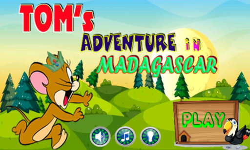 Tom and Life in Madagascar