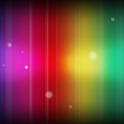 Spectrum ICS Live Wallpaper icon