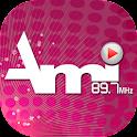 AMI NAXI RADIO 89.7MHz