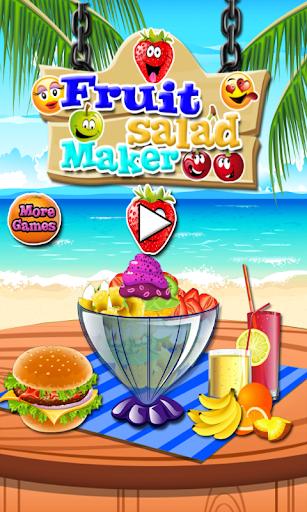 水果沙拉烹飪比賽