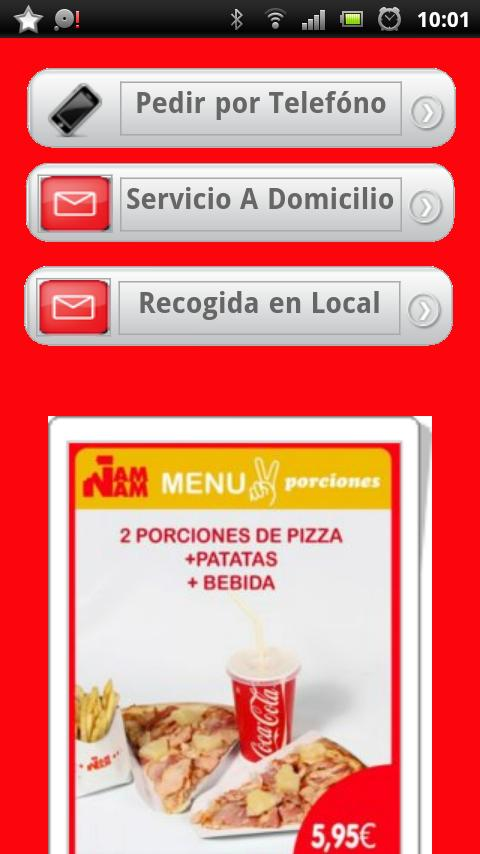 Pizzeria Ñam Ñam - screenshot