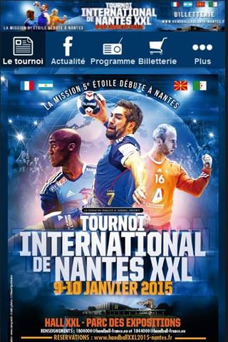 Handball XXL 2015