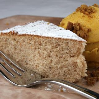 Ginger- Spice Cake