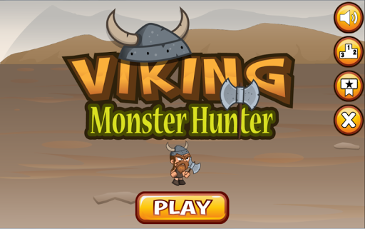 Viking Monster Hunter
