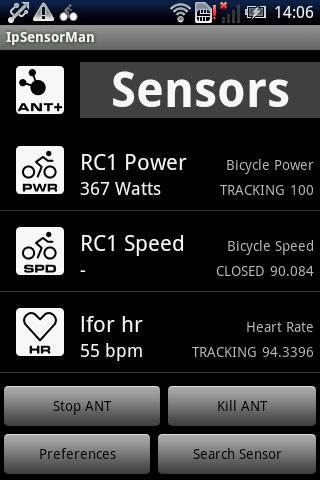 IpSensorMan- screenshot
