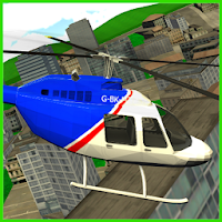 City Helicopter Game 3D 2.00