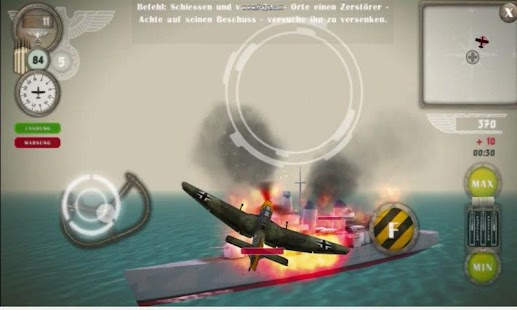 BATTLE KILLER STUKA 3D DEMO - screenshot thumbnail