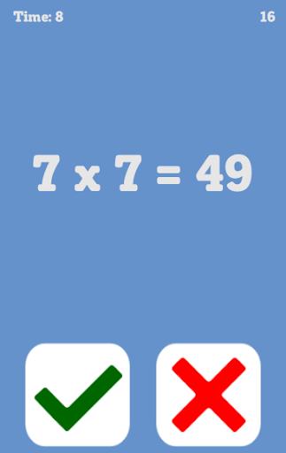 Math Trainer: Multiply